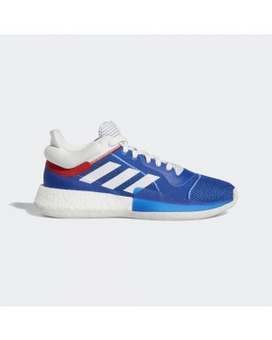 adidas Marquee Boost Low Bleu/Blanche/Rouge D96935