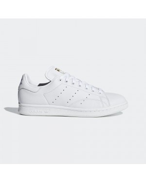 adidas Originals Stan Smith Femme Blanche Real Lilac Or CG6014