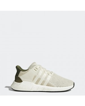 adidas EQT Support 93/17 Boost Beige Vert BY9510