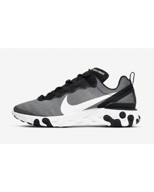 Nike React Element 55 Noir Blanche CI3831-002
