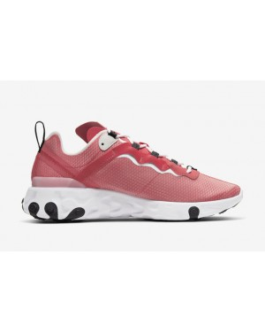 Nike React Element 55 Ember Glow Noir CI3831-800