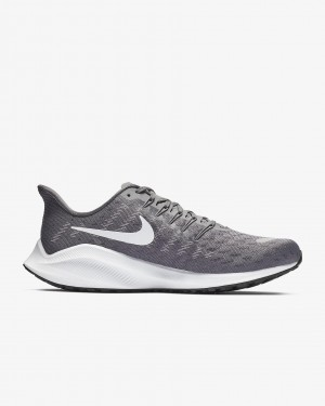 Homme Nike Air Zoom Vomero 14 Wide (Gris) AQ3121-001