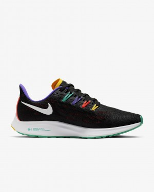 Nike Air Zoom Pegasus 36 Noir/Violet/Or CK0820-001