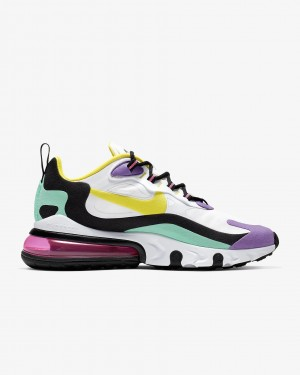 Nike Air Max 270 React Geometric Art Femme - AT6174-101