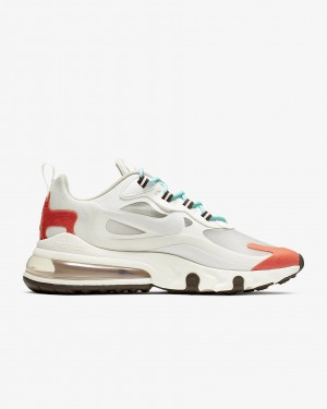 Nike Air Max 270 React Beige Femme - AT6174-200