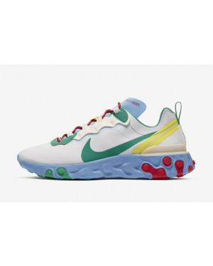 Nike React Element 55 SE Guava Ice/Gris-Rouge-Vert CT1142-800