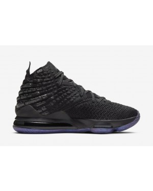 "Nike LeBron 17 ""Currency"" Noir BQ3177-001"