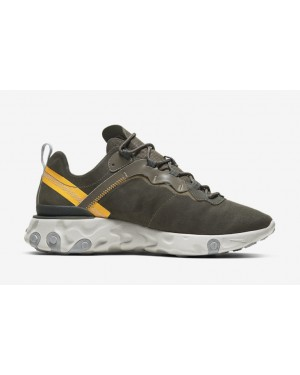 Nike React Element 55 Kaki CQ6366-300
