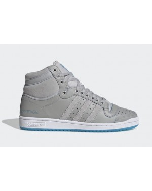 Star Wars x Adidas Top Ten Hi Gris FV8031