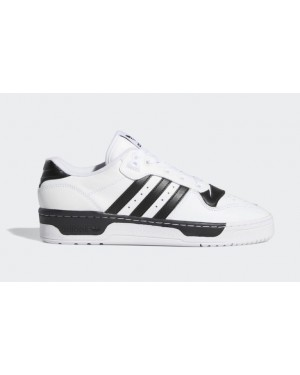 Rivalry Low Blanche/Blanche-Noir - EG8062 - Adidas