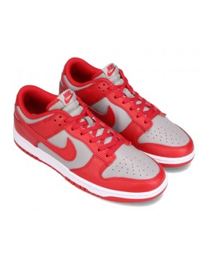 """Nike Dunk Low """"UNLV"""" Gris/Rouge-Blanche DD1391-002"""