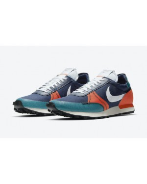 Nike Daybreak Type SE Deep Navy/Orange-Bleu-Blanche CU1756-403