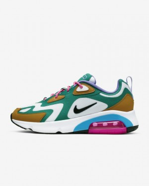 Nike Air Max 200 AT6175-300 Vert/Or/Bleu/Blanche