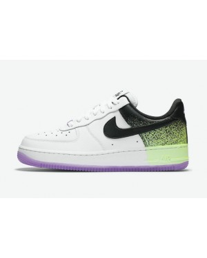 "Nike Air Force 1 ""Splatter"" CZ8097-100 Blanche"