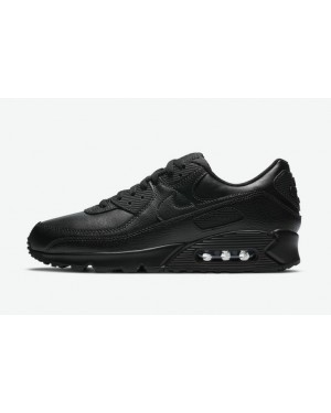 "Nike Air Max 90 Leather ""Triple Noir"" CZ5594-001 Noir/Noir/Noir"