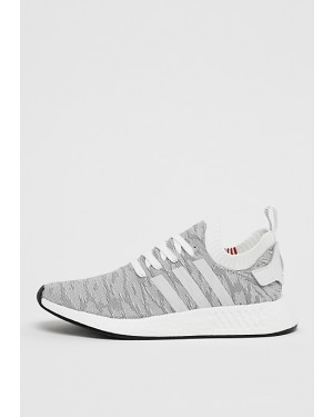 Adidas NMD R2 Pk Blanche/Gris BY9410