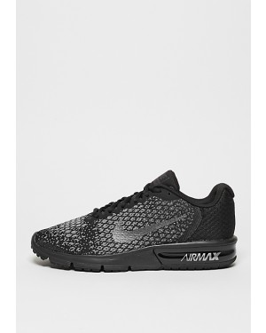 Nike Fonctionnement Air Max Sequent 2 Noir/Metalic Hematite/Gris 852461-001