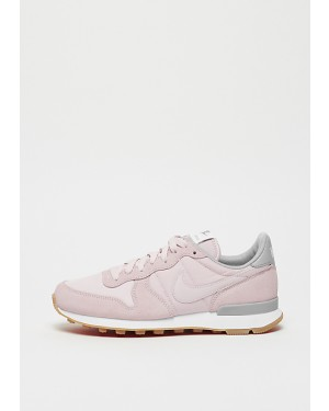 Nike Femme Internationalist Rose/Rose-Gris-Blanche 828407-612