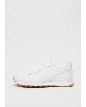 Nike Femme Internationalist Blanche/Blanche-Blanche-Marron 828407-103