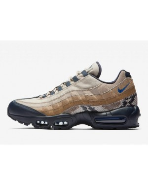 Nike Air Max 95 Newsprint/Bleu/Kaki-Canteen AT6152-001