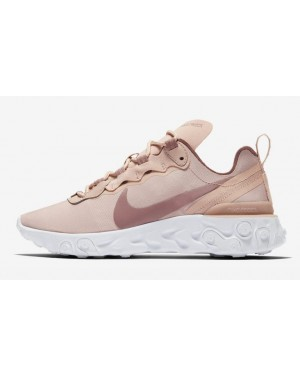 Nike React Element 55 Rose/Blanche-Rouge BQ2728-200