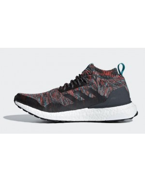 Adidas Ultra Boost Mid Gris/Multicolore G26843