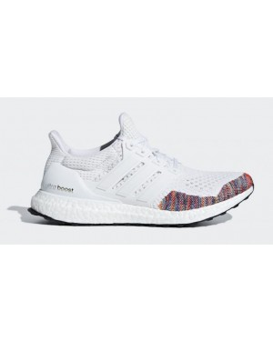 "Adidas Ultra Boost 1.0 ""Blanche Multi"" BB7800"
