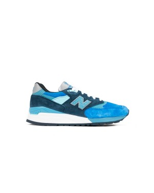 New Balance M998NE Made in USA Bleu/Blanche