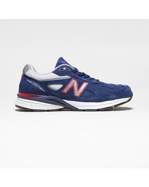 New Balance M990 BR4 Made in USA Bleu/Rouge/Gris M990BR4
