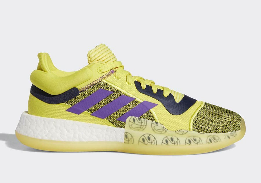 adidas Marquee Boost Low Jaune G27743