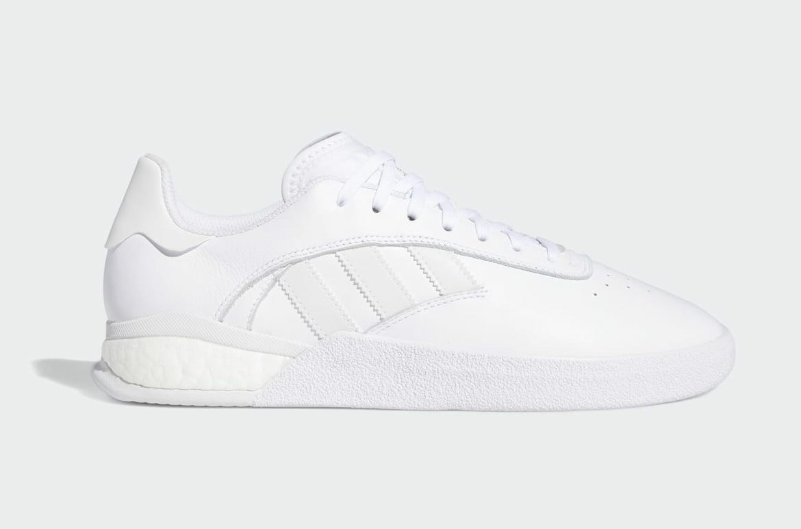 3ST.004 - Blanche/Blanche-Blanche - Adidas - FV5951
