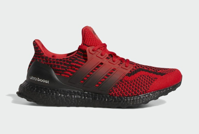 Adidas Ultra Boost 5.0 DNA Rouge H01014