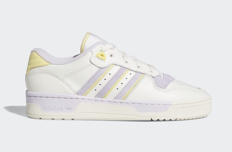 adidas Rivalry Low Blanche EF6413