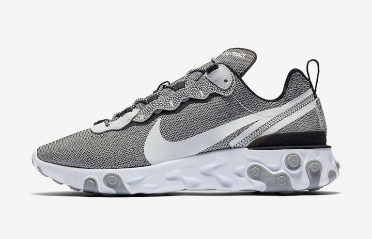 "Nike React Element 55 ""Safari Pack"" Gris CD2153-100"