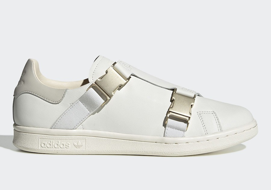 Stan Smith Buckle 'Blanche' - adidas - EE4889