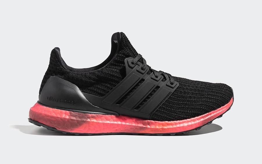UltraBoost 'Rainbow Pack - Rouge' - adidas - FV7282