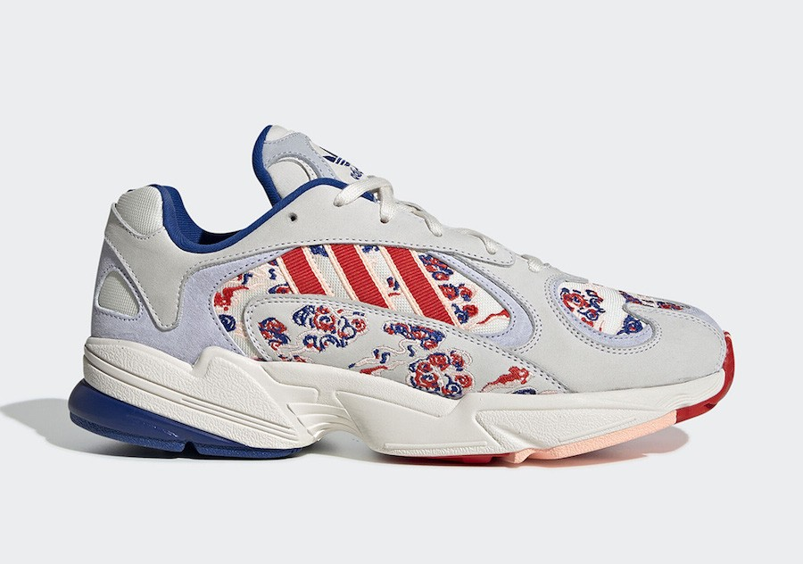 adidas Originals Yung-1 Lucky Cloud | Blanche | Sneakers | EE7087