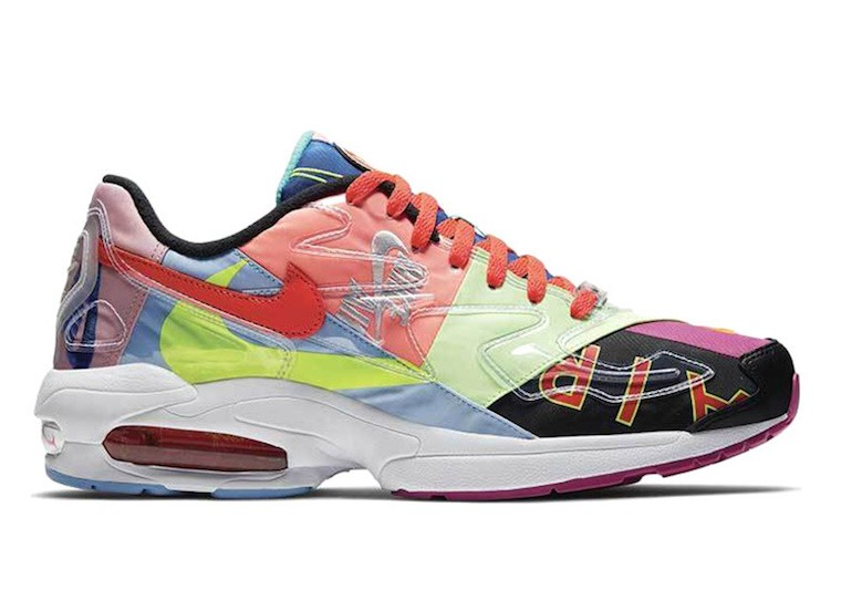 Atmos x Nike Air Max2 Light Air Max Day 2019 Orange BV7406-001