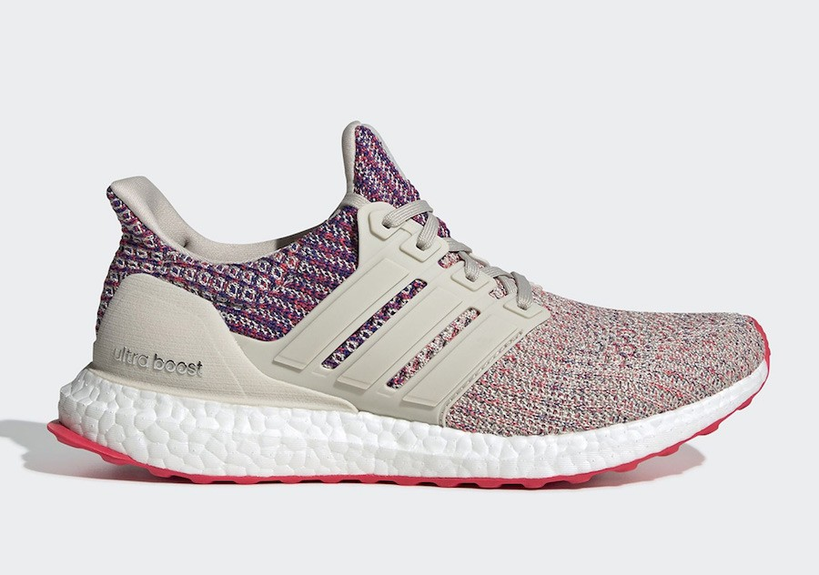 adidas UltraBoost 4.0 'Rouge Multicolore' F36122
