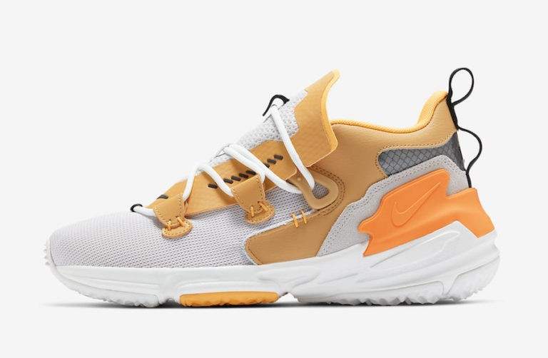 Nike THE10TH Zoom Moc Blanche Jaune AT8695-100