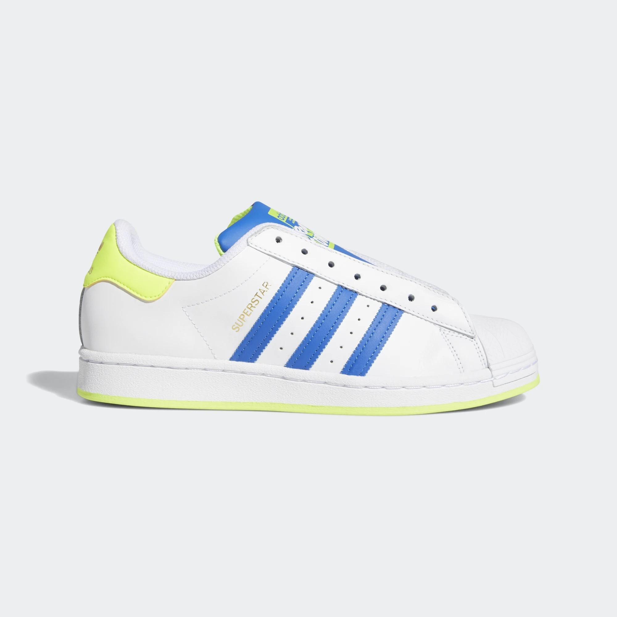 adidas Superstar Laceless Chaussures - Blanche FV3020