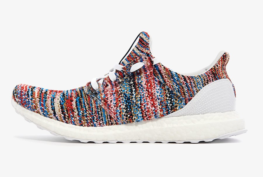 adidas Ultra Boost Clima Missoni Multi-Color - D97771