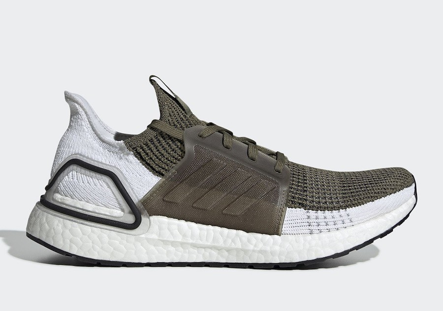 adidas Ultra Boost 2019 Raw Kaki F35243
