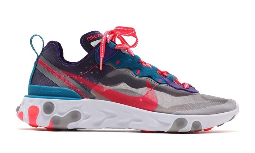 Nike React Element 87 Rouge CJ6897-061