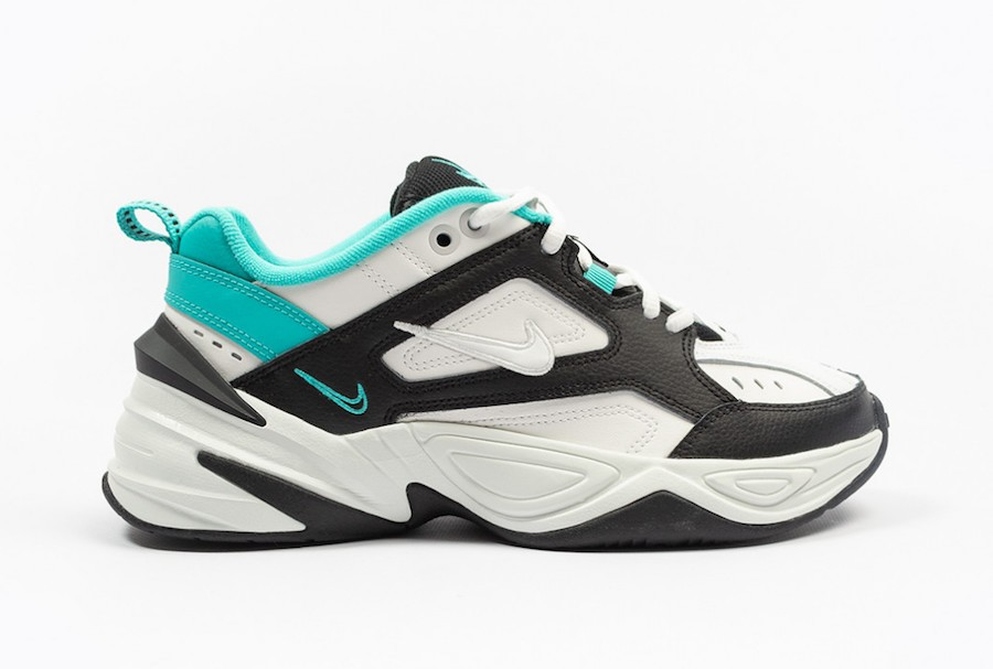 Nike M2K Tekno Blanche/Champagne-Rouge AO3108-102