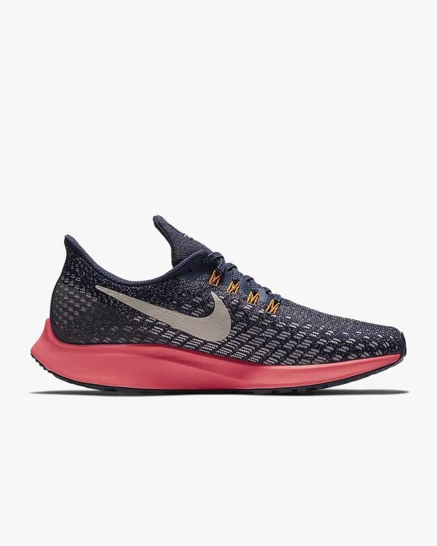 Nike Air zoom Pegasus 35 Bleu/Flash Crimson 942855-402
