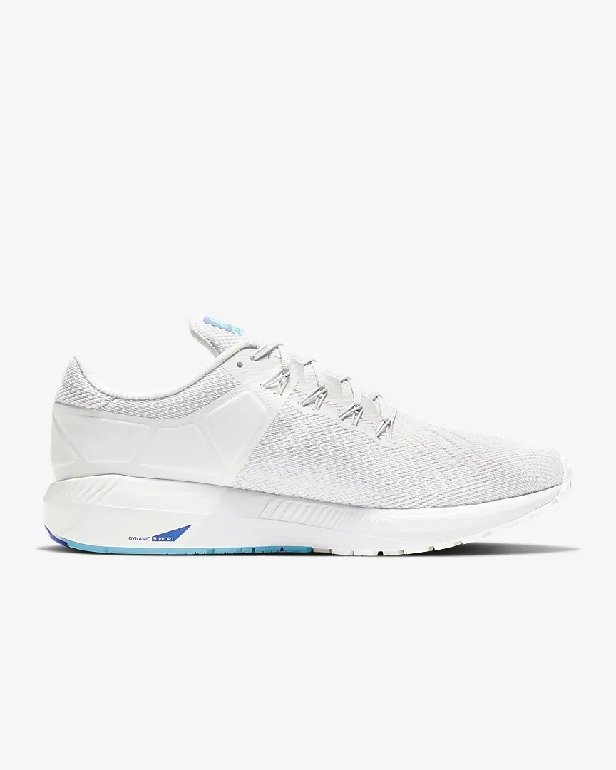 Nike Zoom Structure 22 Homme Chaussures Gris/Royal/Bleu AA1636-007