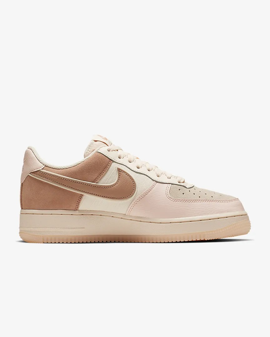 Nike Femme Air Force 1 '07 Essential (OrangeBlanche) AO2132 801