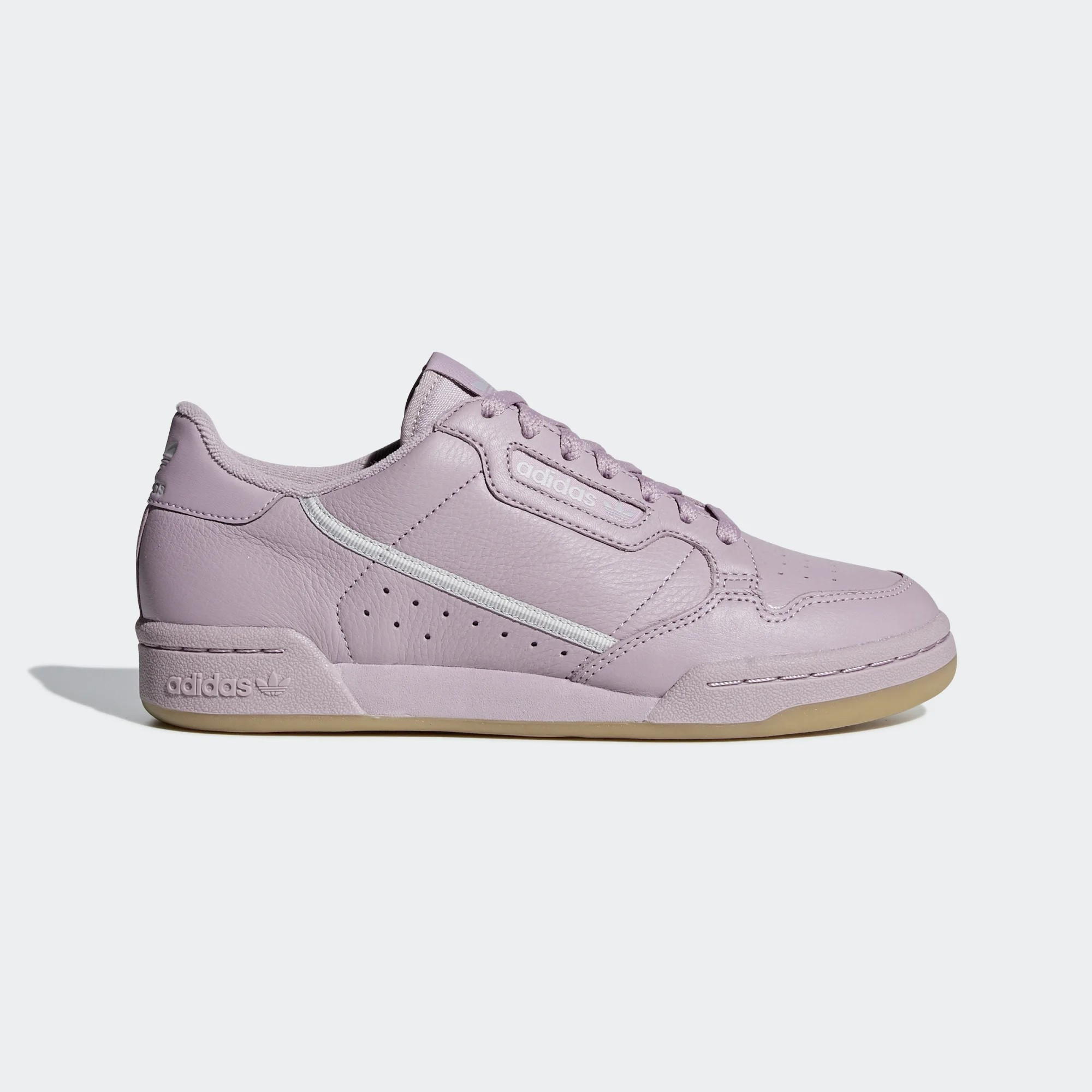 Adidas Femme Continental 80 Chaussures Soft Vision/Gris G27719