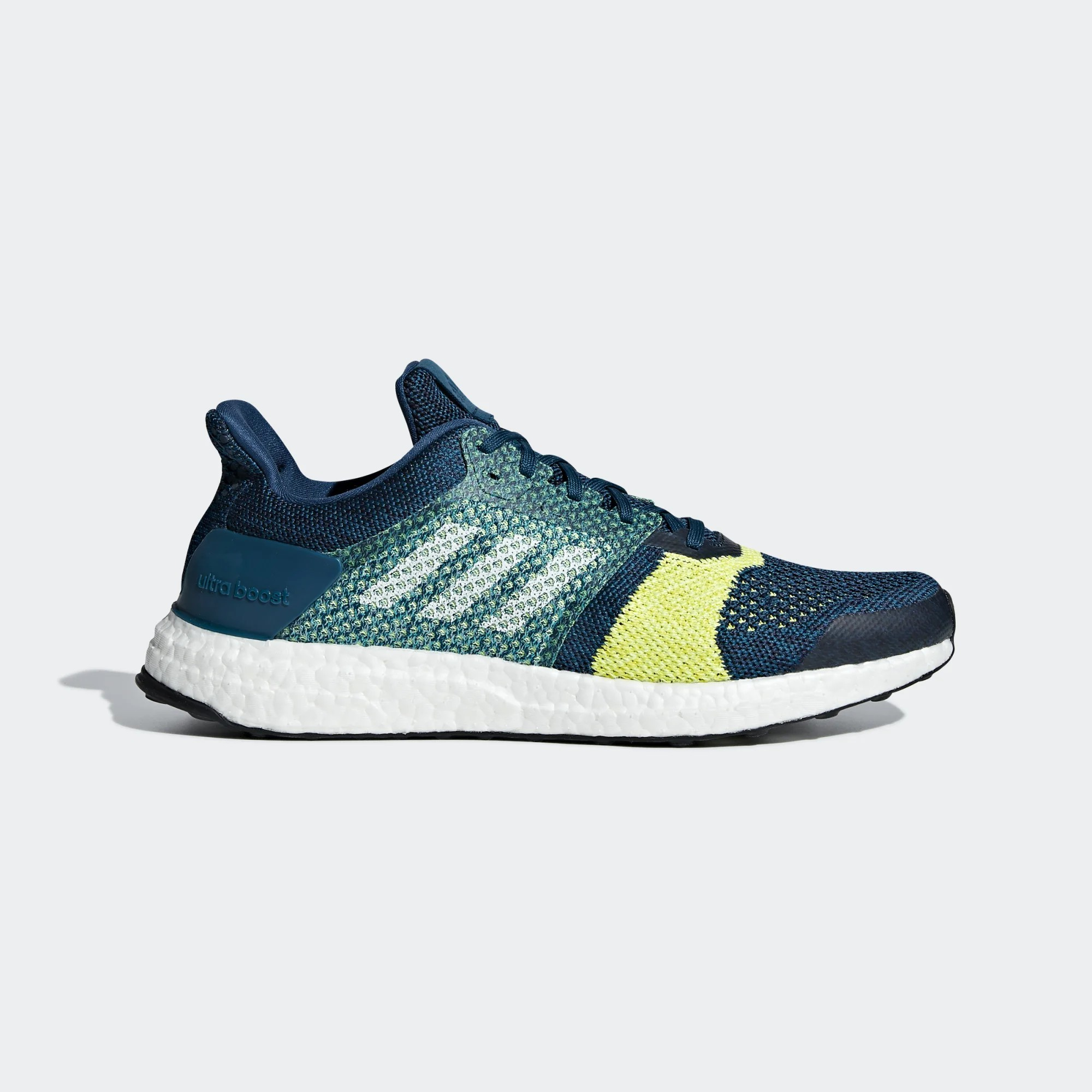 Homme adidas UltraBOOST ST Fonctionnement Legend Marine/Blanche/Legend Ink B37695